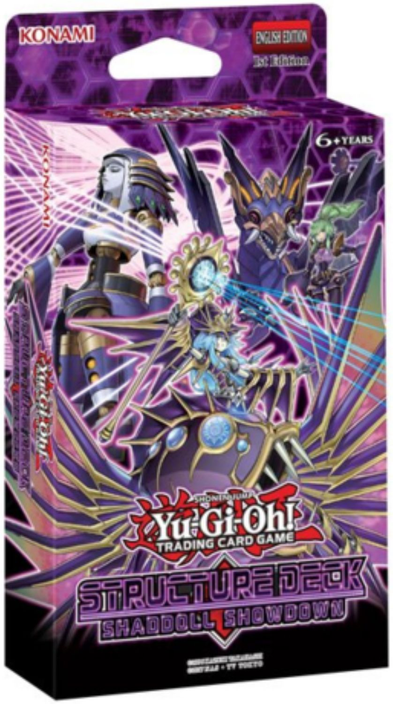 TCG Soulburner Structure Deck New Trading Card Game Yu-Gi-Oh
