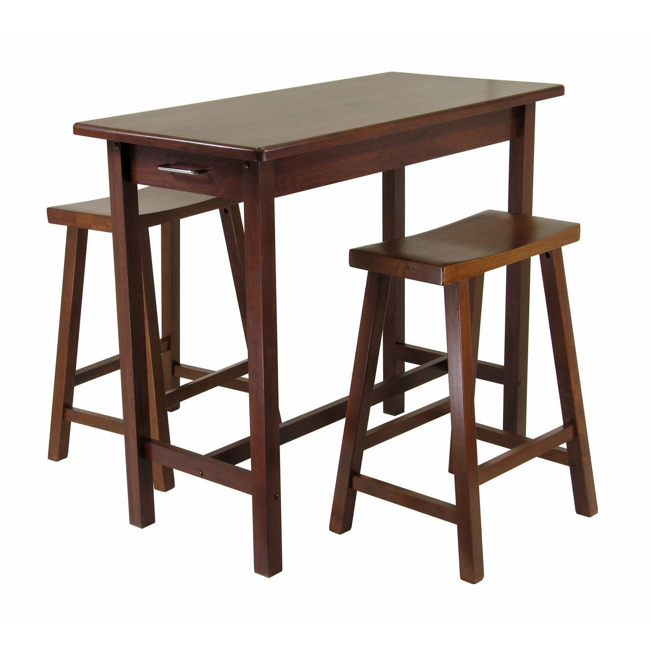 12pc Kitchen Island Table with stools, item 941244