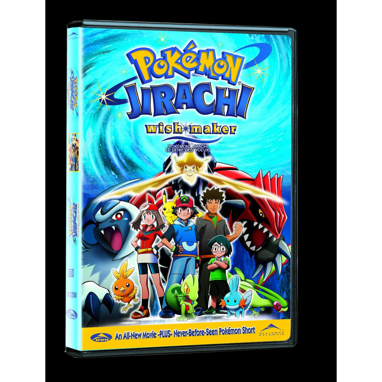 Pokemon 6 Jirachi Wish Maker Walmart Canada