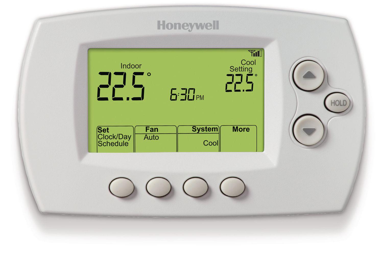Wiring Diagram On Honeywell Thermostat Rth221 Wiring Diagram