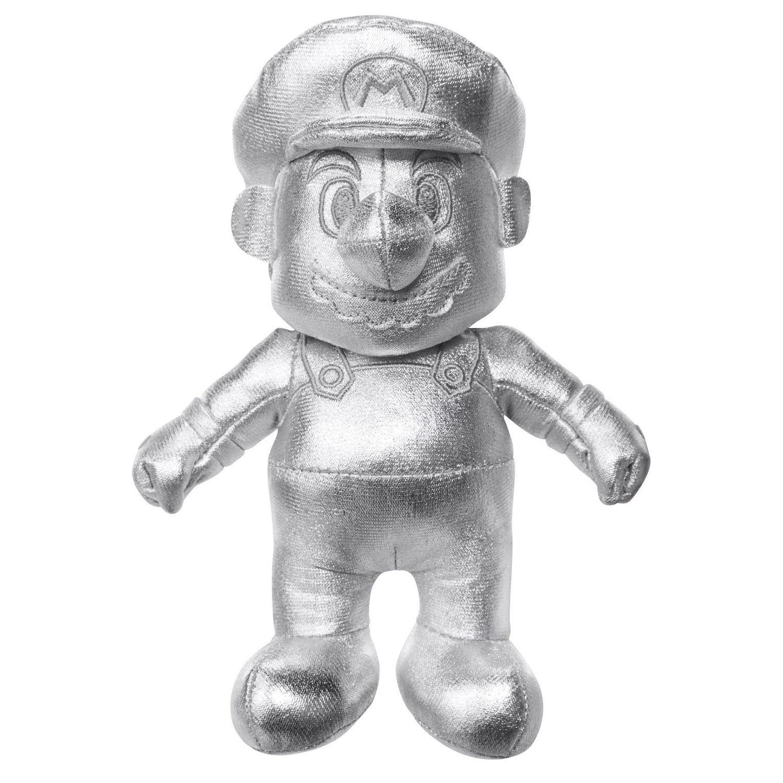 World of Nintendo Metal Mario Plush