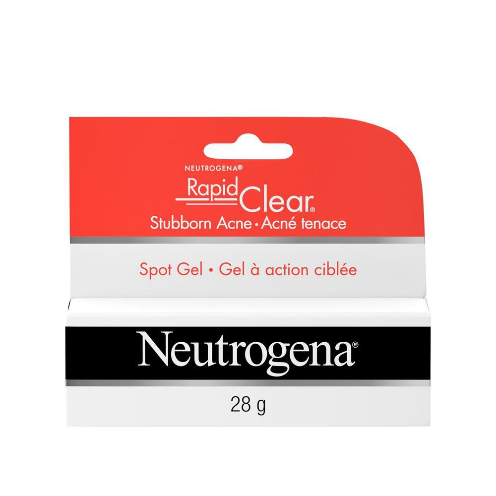 Neutrogena Rapid Clear Stubborn Acne Spot Gel Walmart Canada