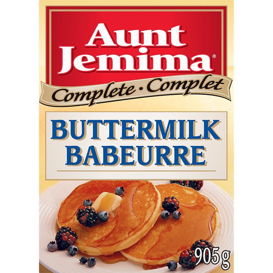 Aunt jemima complete buttermilk pancake waffle mix walmart canada ccuart Choice Image