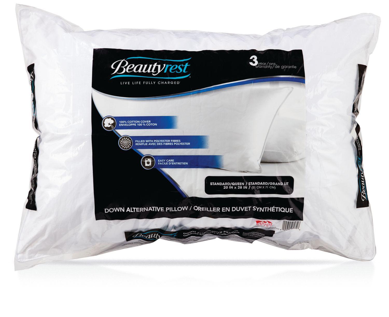 Beautyrest Down Alternative Pillow