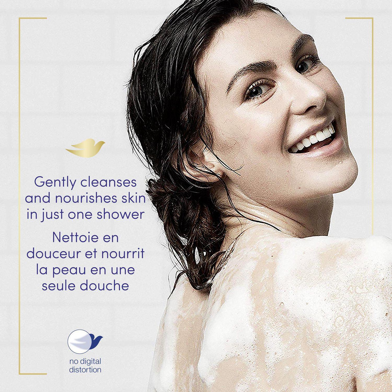 dove sensitive body wash
