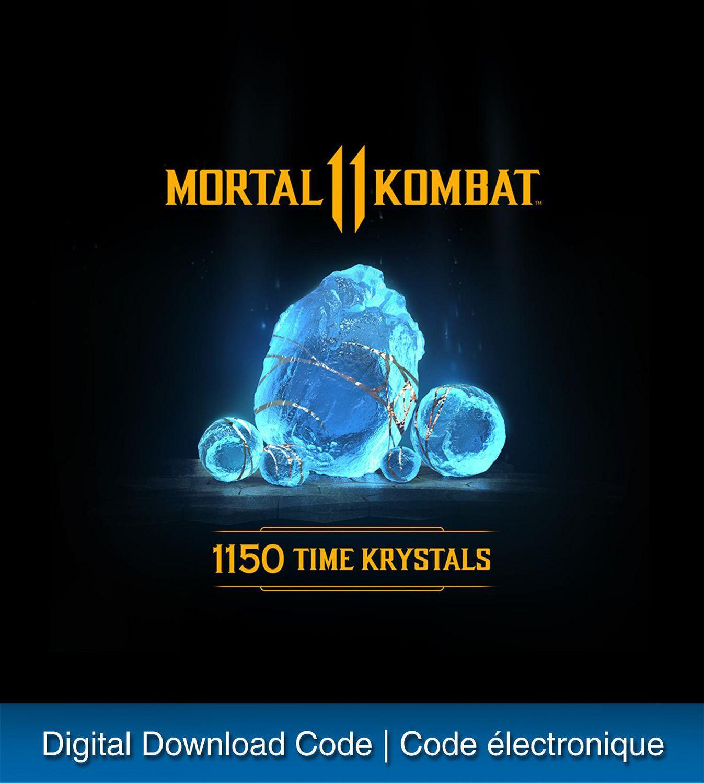 PS4 Mortal Kombat 11: 1150 Time Krystals [Download