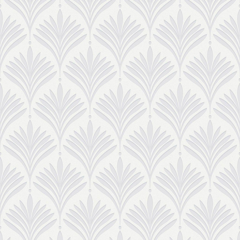 e639dedd70d Graham   Brown Bonnie Géo Blanc Papier Peint Amovible