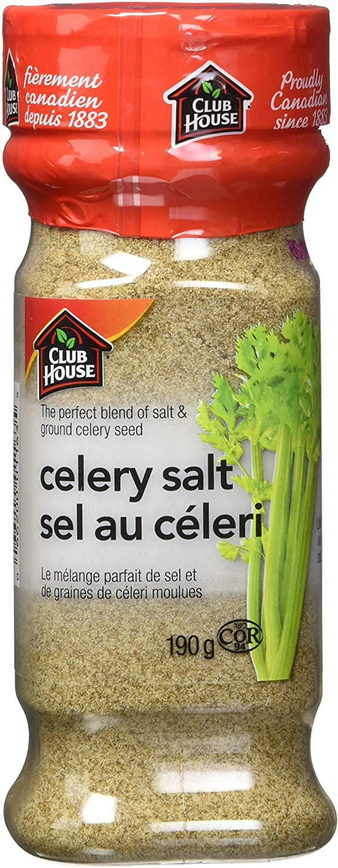 Club House Celery Salt 190g Walmart Canada