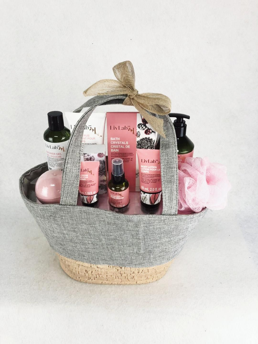 Livlab Bath Gift Set In Bag Walmart Canada