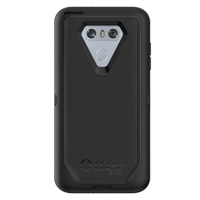 best loved 28446 c197d Otterbox Defender for LG G6 Black