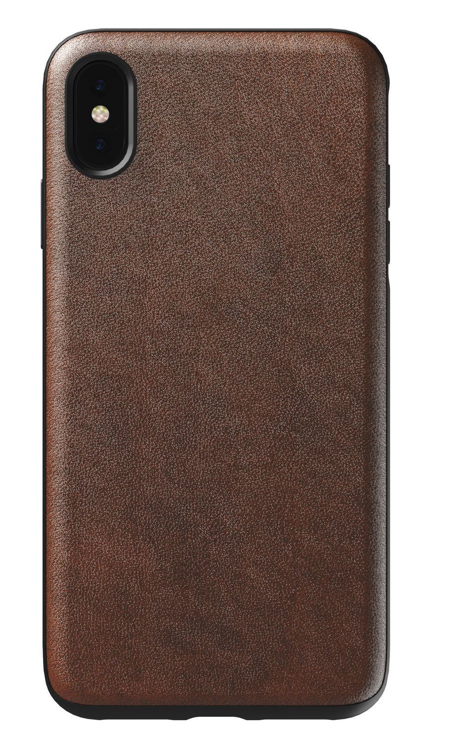 best website 55e22 6b632 Nomad Rugged Leather Case for iPhone XS Max