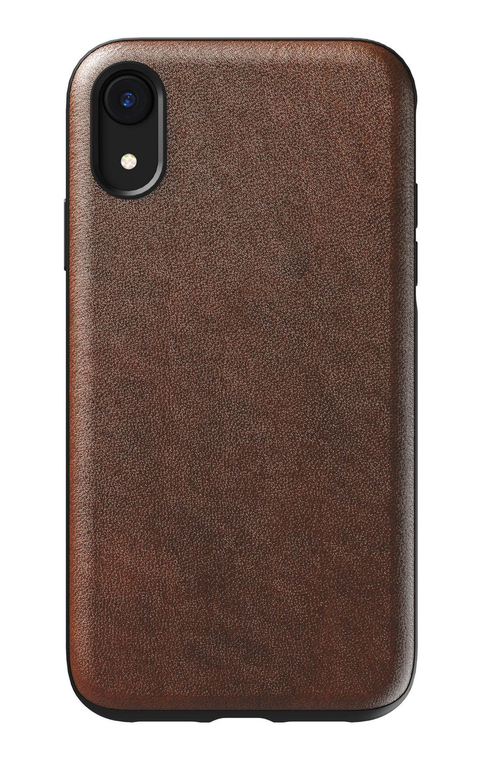 huge discount 86cda c6cb8 Nomad Rugged Leather Case for iPhone XR