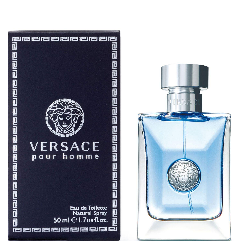 492eff4ffe6 Versace Pour Homme Eau De Toilette Spray for MEN 50 ml - image 1 of 1  zoomed image