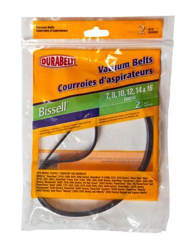 Durabelt Belt Bissell 7, 9, 10, 12, 14 & 16   Walmart.ca
