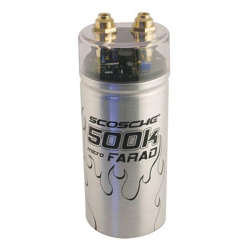 scosche digital stiffening capacitor ca