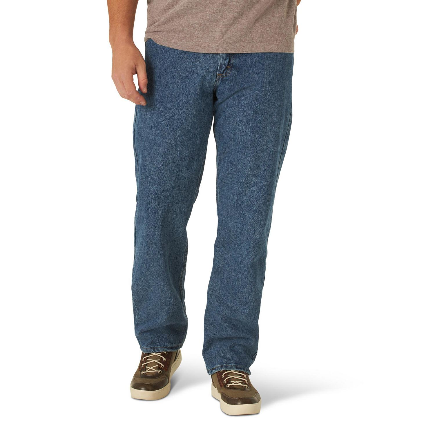 a9990784 Wrangler HERO Relaxed Fit Jeans - image 1 of 3 zoomed image