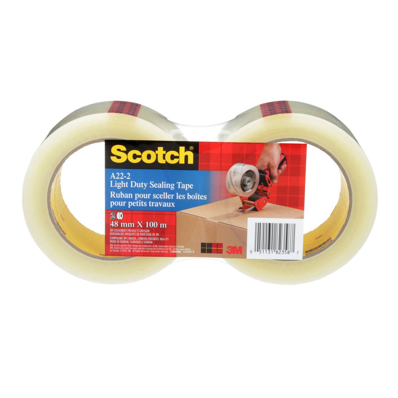 ScotchR Storage Packaging Tape