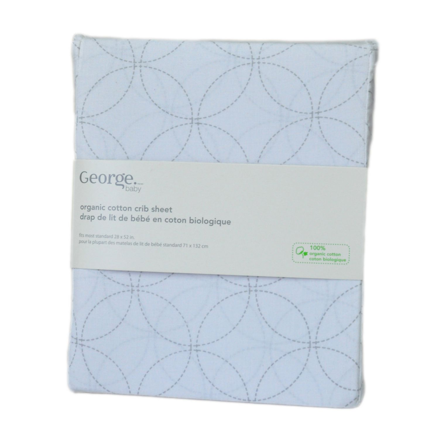 Used crib for sale ottawa - George Baby Organic Cotton Crib Sheet