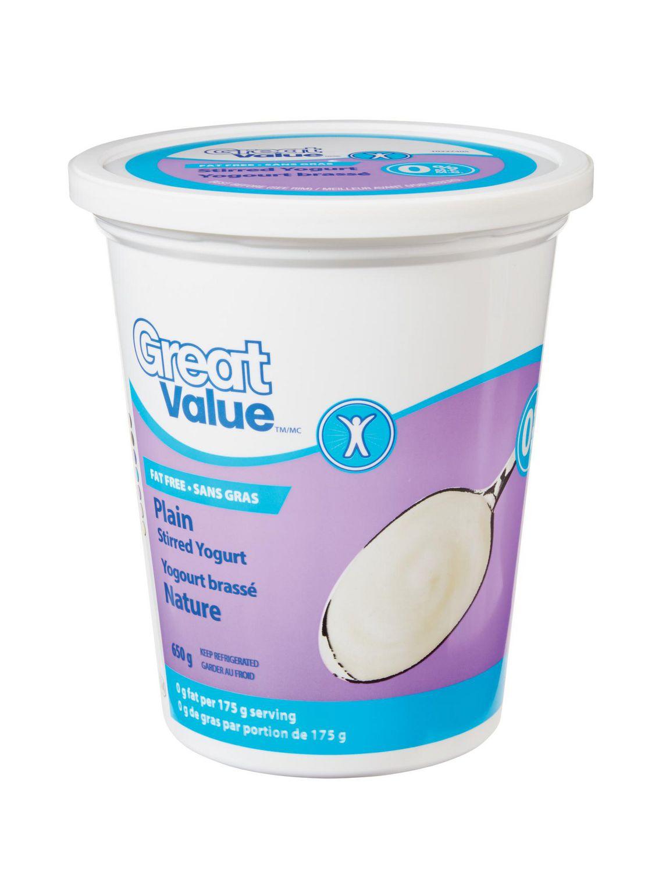 Image result for fat free yogurt