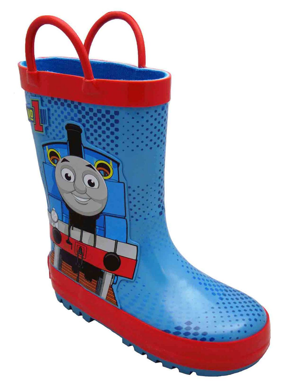 Thomas Amp Friends Toddler Boys Rubber Rain Boot Walmart
