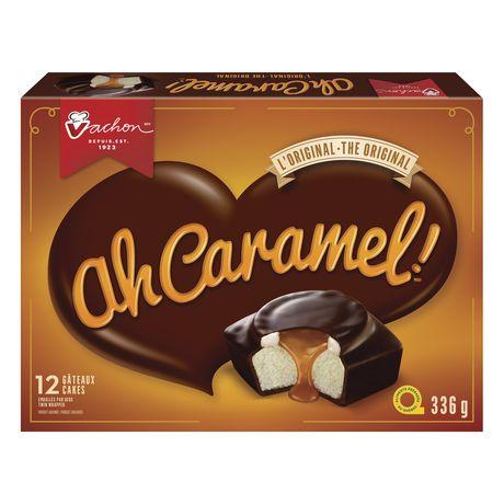 VachonMD L\u0027original Ah CaramelMD Le gâteau