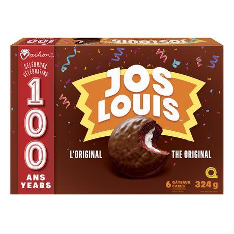 VachonMD L\u0027original Jos Louis Le gâteau