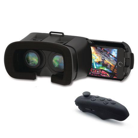 f5bf5894e024 Mercury Evo Next Bluetooth Controlled VR Headset - image 2 of 3 ...