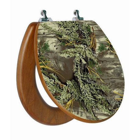 topseat high res 3d image camouflage round regular lid