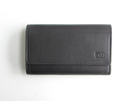 pochette portefeuille mince pour femmes de nicci en cuir. Black Bedroom Furniture Sets. Home Design Ideas