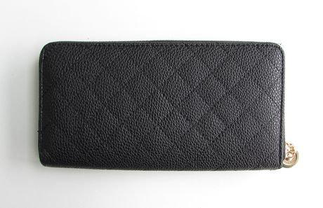 pochette portefeuille arrondie pour femmes de nicci fermeture clair. Black Bedroom Furniture Sets. Home Design Ideas