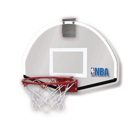 panier et anneau de basket ball mural de 18 po elite de la. Black Bedroom Furniture Sets. Home Design Ideas