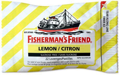 Pastilles antitussives sans sucrose de Fisherman's Friend - image 1 de 1