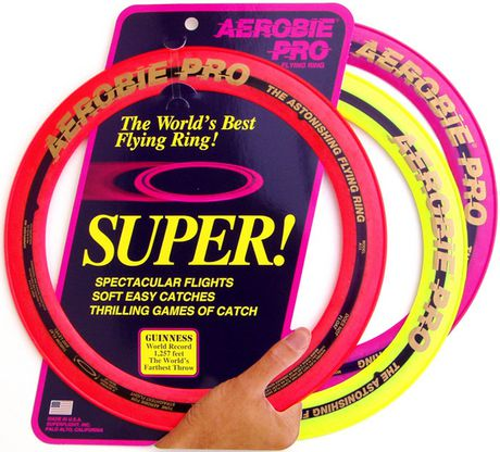 Aerobie Pro Flying Ring/Flying Disc - image 1 of 1
