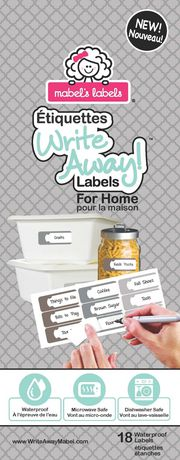 mabel s labels write away stationary