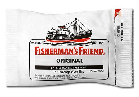 Pastilles antitussives original très fortes de Fisherman's Friend - image 1 de 1