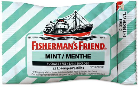 Fisherman's Friend Sucrose Free Cough Suppressant Lozenges - image 1 of 1