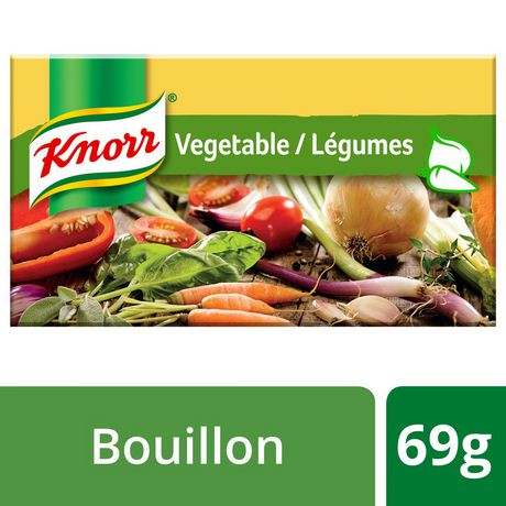 Vegetable bullion