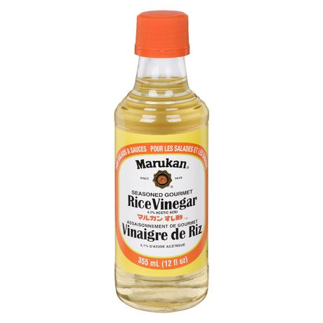 Marukan Seasoned Gourmet Rice Vinegar Walmart Canada