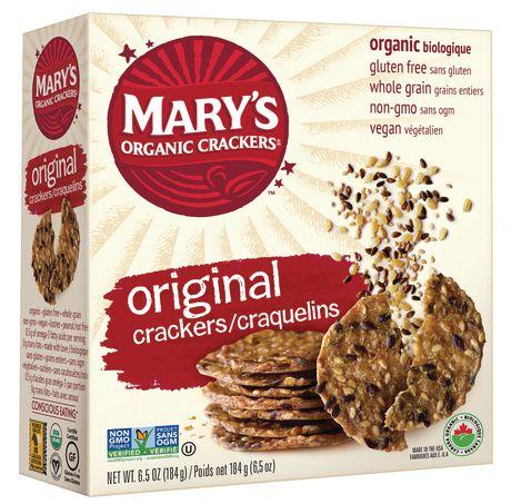 Mary's Organic Original Crackers - image 1 of 2