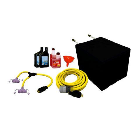 Ens. d'accessoires universelle DEK pour génératrice - image 1 de 1