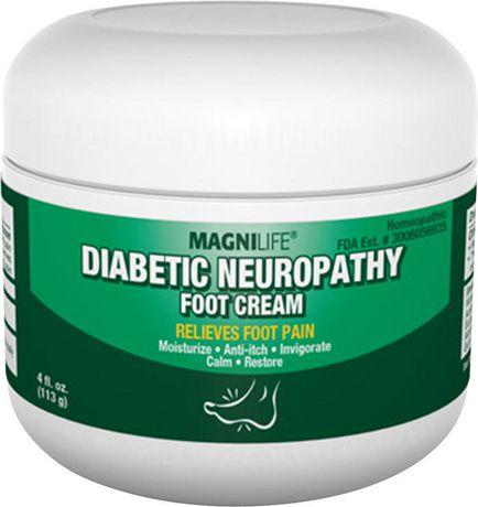 Magnilife Diabetic Neuropathy Foot Cream Walmart Canada