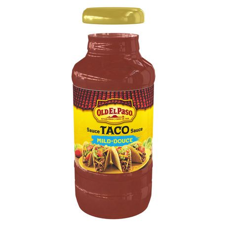 sauce taco douce d 39 old el paso walmart canada. Black Bedroom Furniture Sets. Home Design Ideas