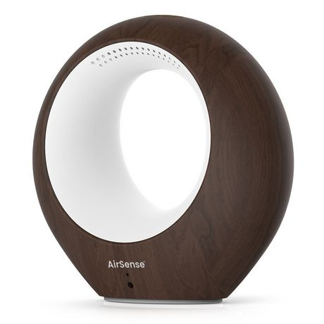 Airsense Smart Air Quality Monitor Amp Ion Purifier