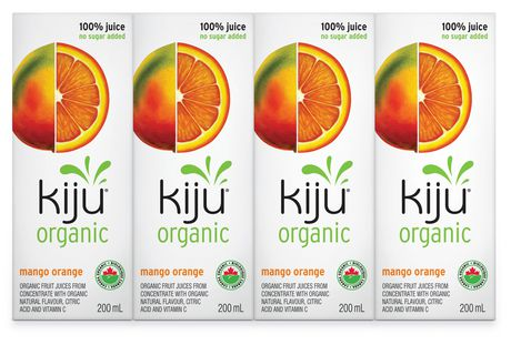 Kiju Organic Mango Orange Juice - image 1 of 2