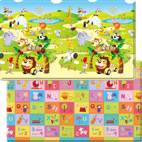 Dwinguler Zoo Large Playmat