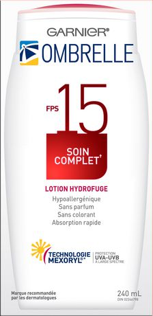 Garnier Ombrelle Complete Water Resistant Body Lotion - image 3 of 4
