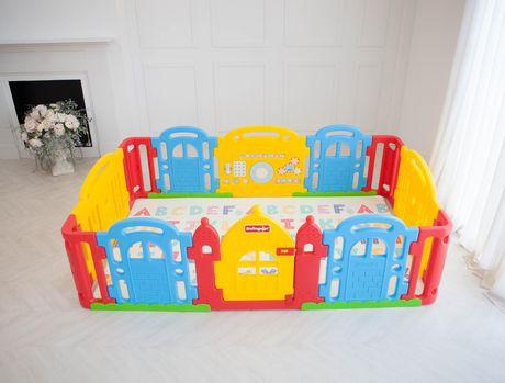 Dwinguler Rainbow Castle Kids Play Room Walmart Canada