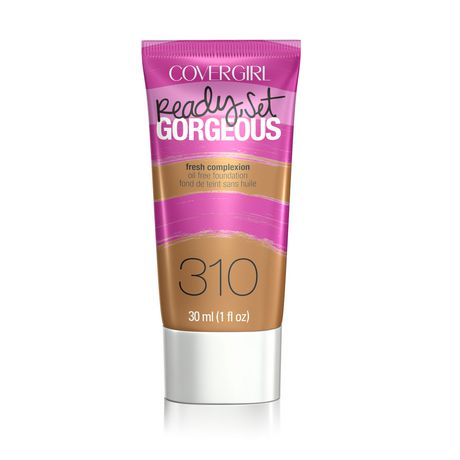 Cover Girl Ready, Set Gorgeous Liquid Makeup Foundation - image 1 of 3