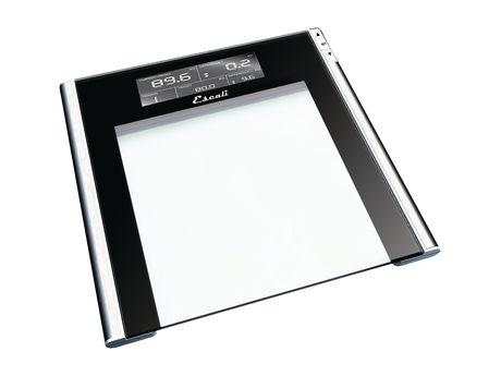 Escali Track Amp Target Glass Scale Walmart Canada