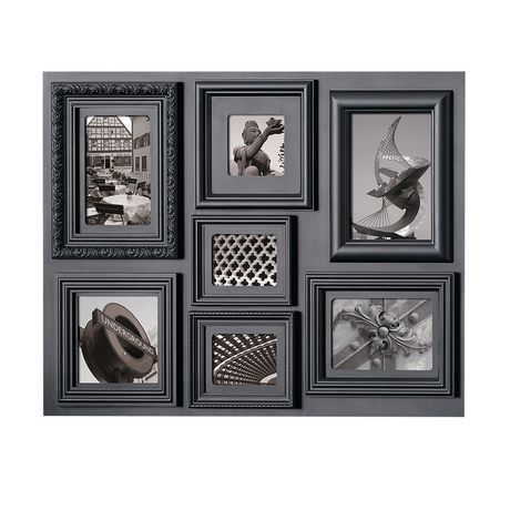 Fuse 7 Opening Black Collage Frame Walmart Canada